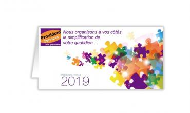 Voeux 2019 Proxidom Services